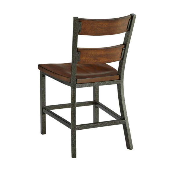 Rustic Hammered Metal Chair With Flyspecking Worm Holes U2013 Hospitality Chairs  U2013 Hospitalitychairs.com