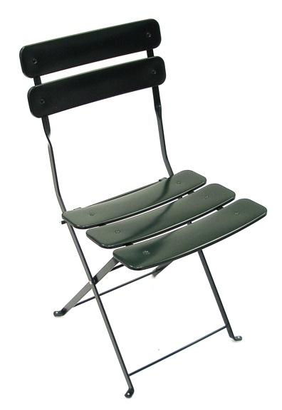 ... Folding Green Metal Side Chair. OLYMPUS ...